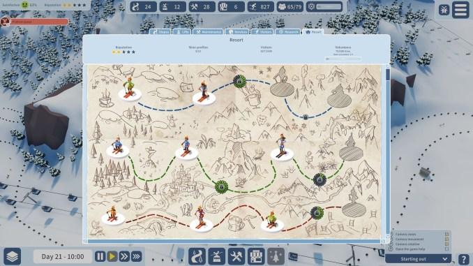 Snowtopia: Ski Resort Tycoon screenshot 2