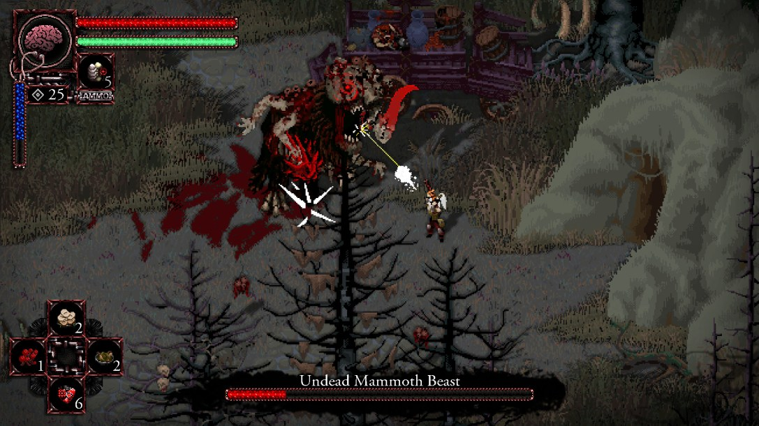 Morbid: The Seven Acolytes  PREVIEW