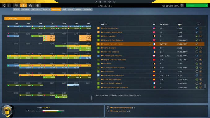 Pro Cycling Manager 2020 Screenshot 2