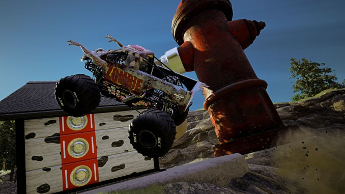 Monster Jam Steel Titans 2 screenshot 3