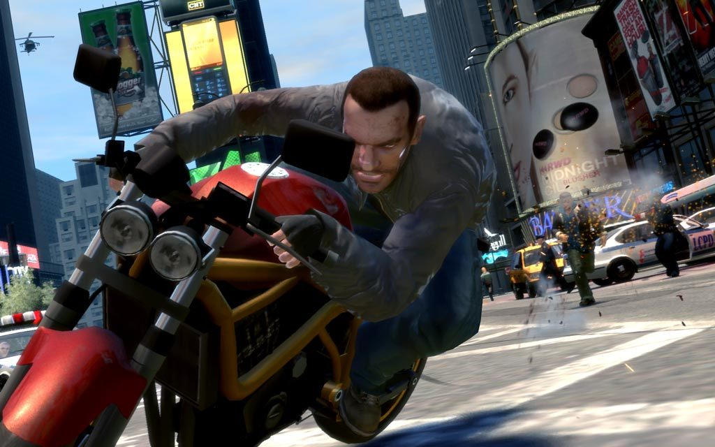 Grand Theft Auto IV: The Complete Edition  PREVIEW
