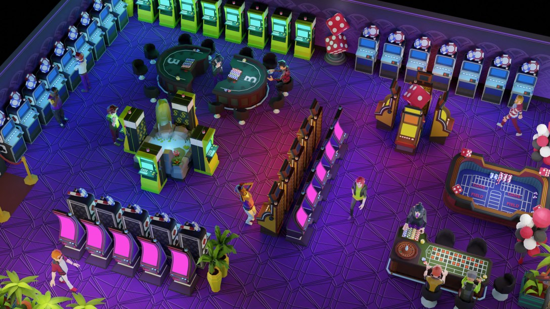 Grand Casino Tycoon  PREVIEW