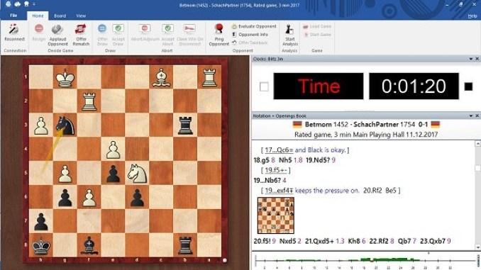 Fritz Chess 17 Steam Edition Screenshot 3