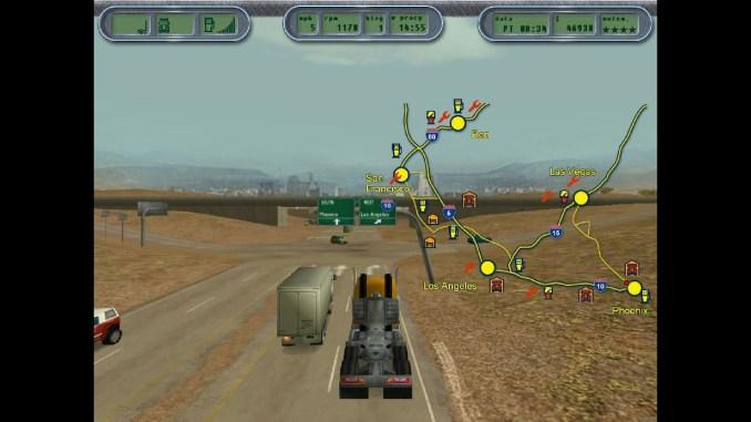 18 Wheels of Steel: Hard Truck screenshot 2