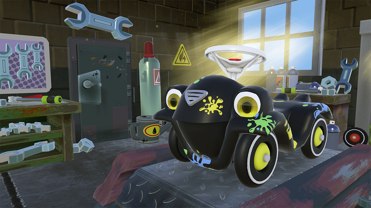 BIG Bobby Car The Big Race Free Download