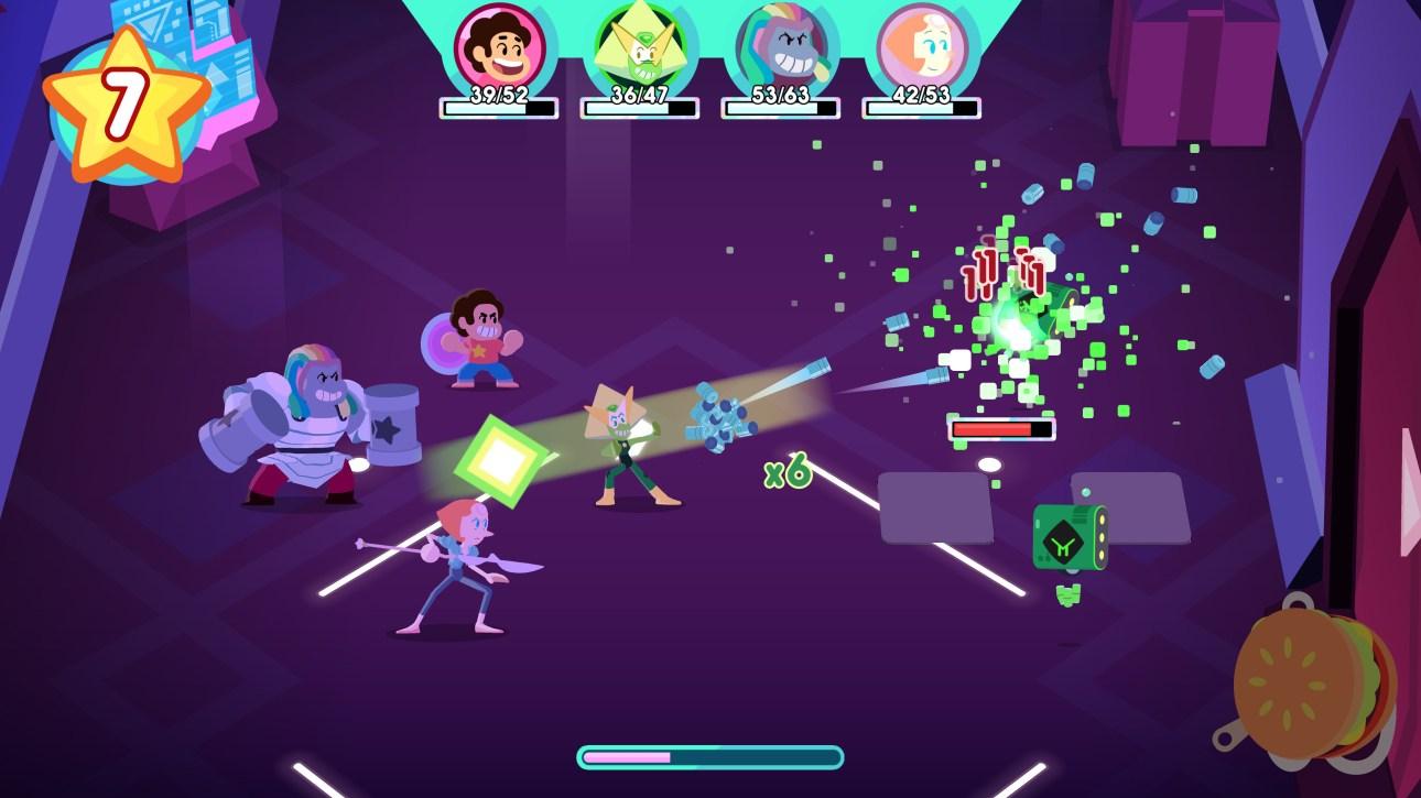 Steven Universe Unleash the Light Free Download