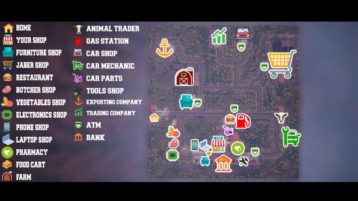 Trader Life Simulator  PREVIEW