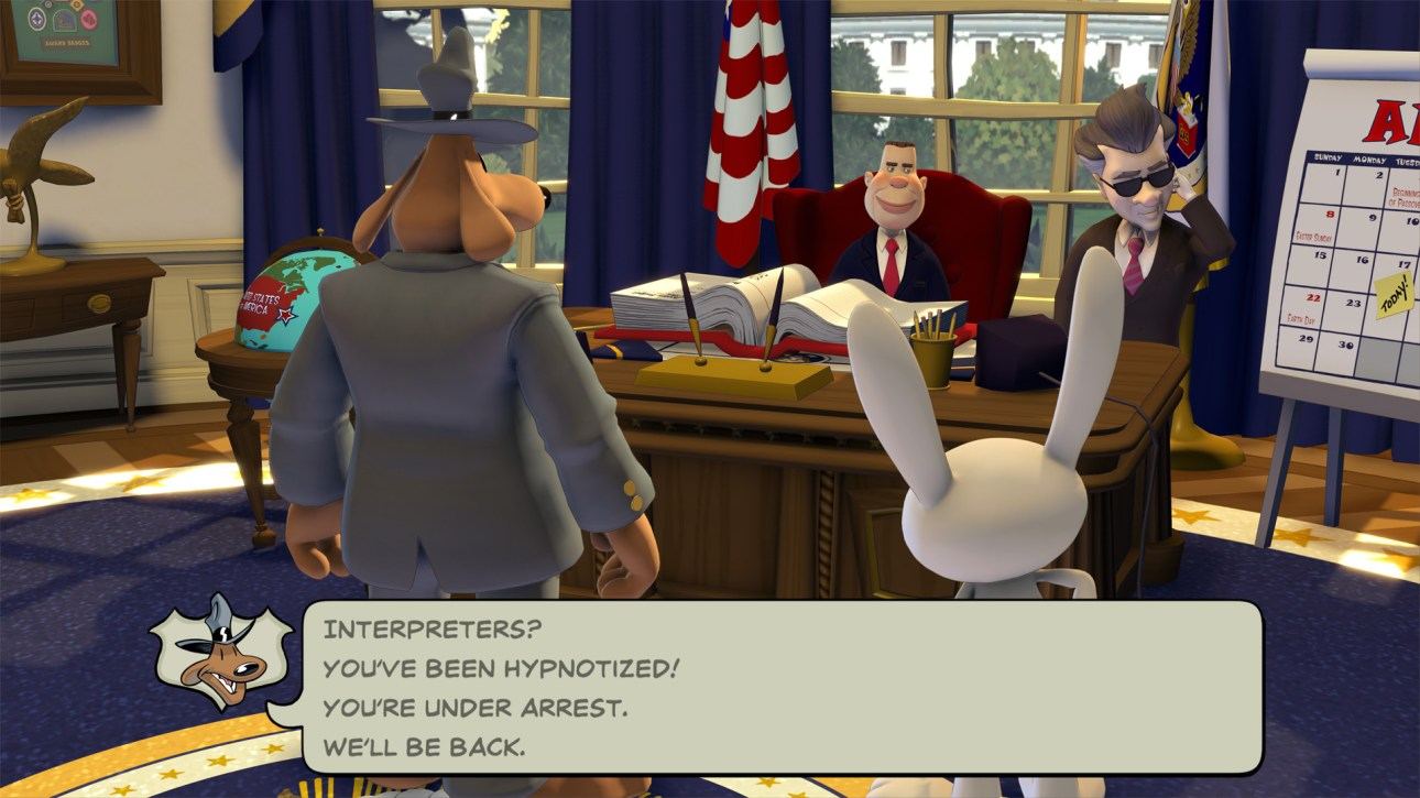 Sam and Max Save the World Free Download