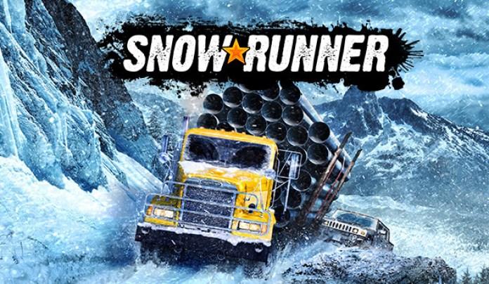 Steam 上的SnowRunner