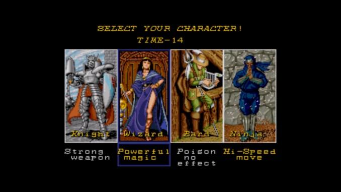 Retro Classix: Gate of Doom screenshot 3