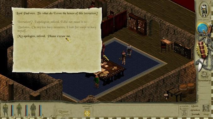 Siege of Avalon: Anthology screenshot 1