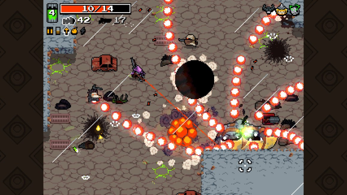 Nuclear Throne  PREVIEW