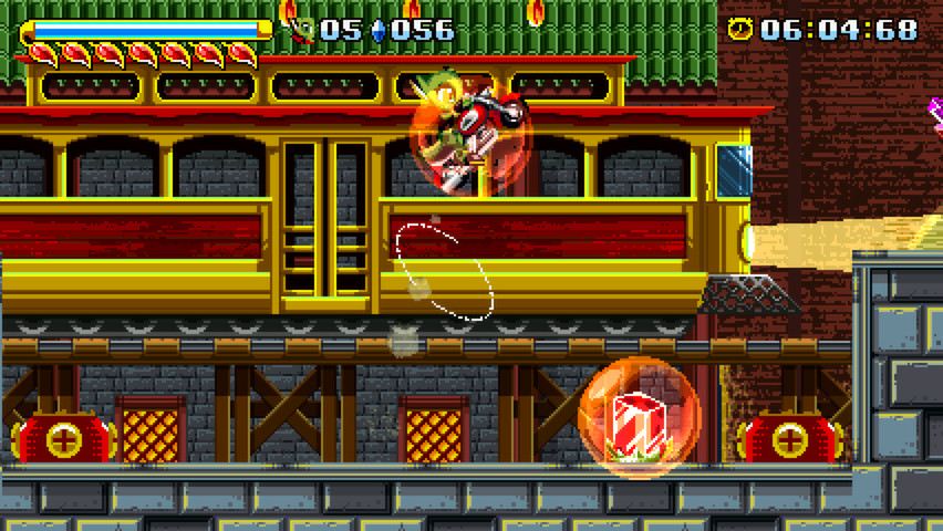 Freedom Planet  PREVIEW
