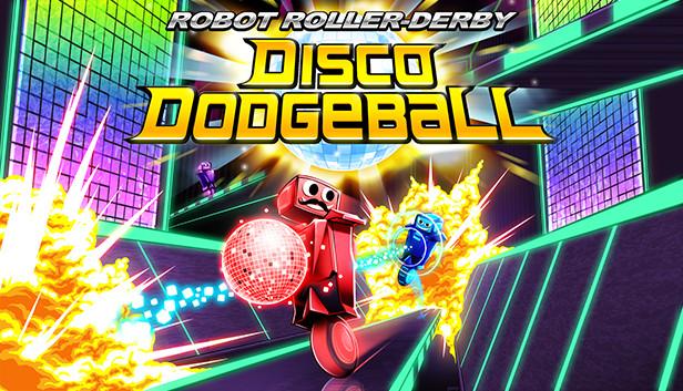Robot Roller-Derby Disco Dodgeball в Steam
