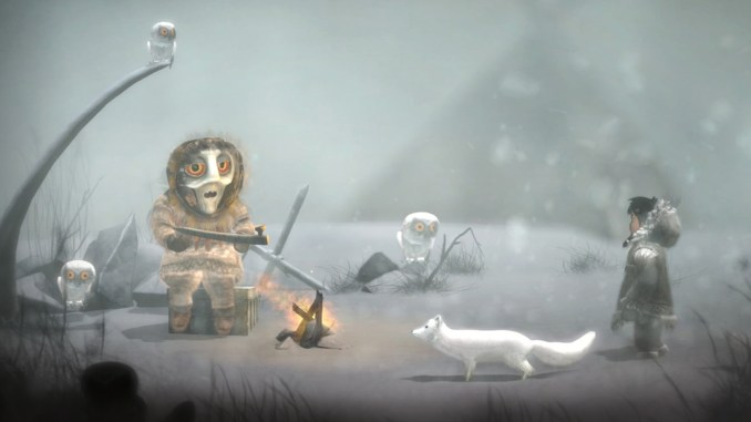 Never Alone Arctic Collection screenshot 3