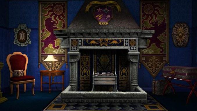 Nancy Drew: Curse of Blackmoor Manor screenshot 1