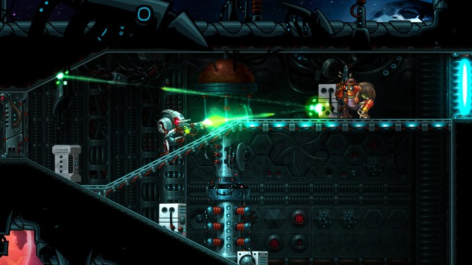 Steamworld Heist (Complete) screenshot 2