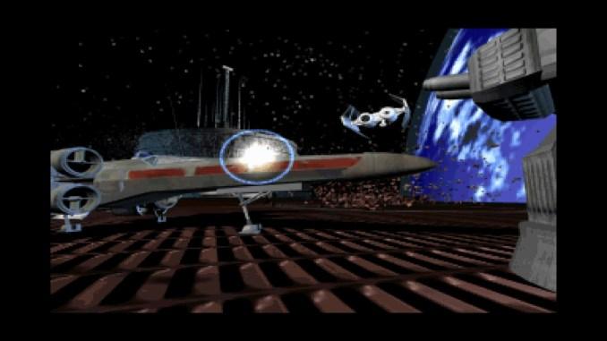 Star Wars: TIE Fighter screenshot 1