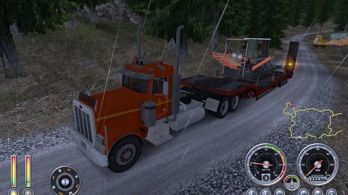 18 Wheels of Steel: Extreme Trucker 2 screenshot 2