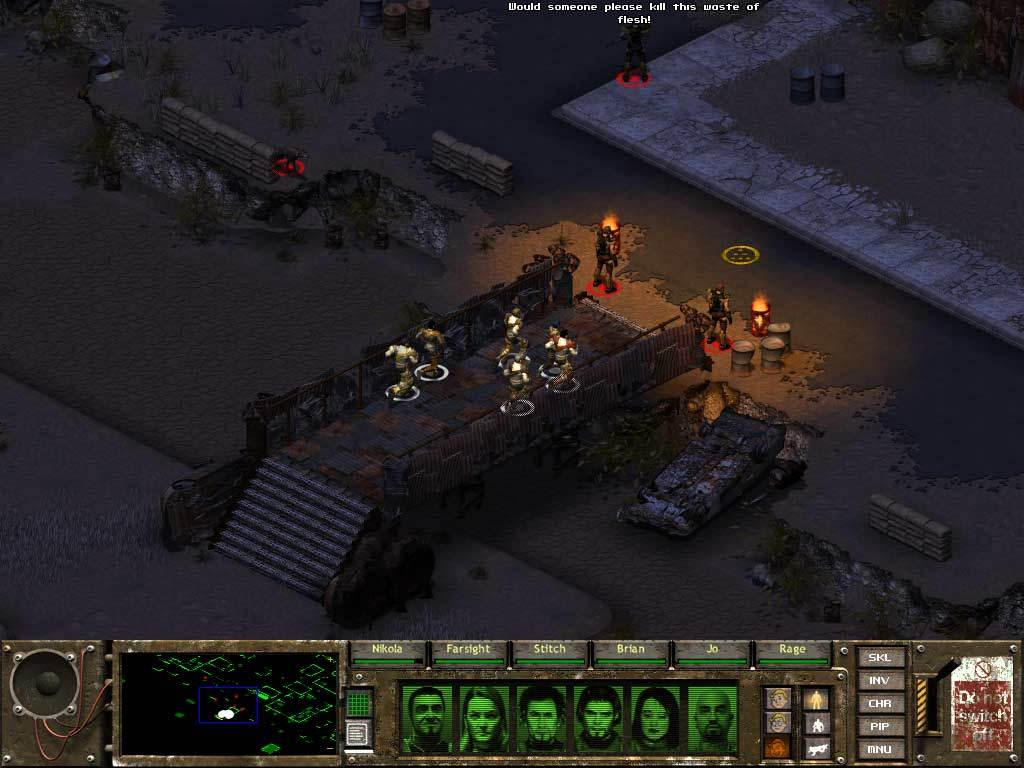 Fallout Tactics: Brotherhood of Steel PREVIEW