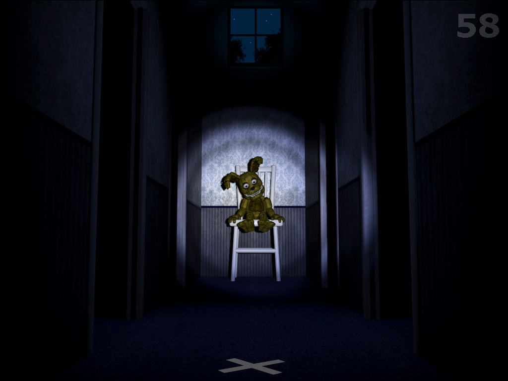 Five Nights at Freddy's 4  PREVIEW