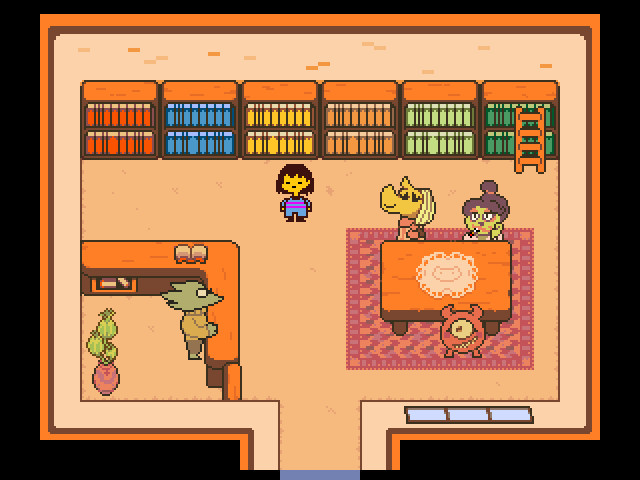 Undertale  PREVIEW