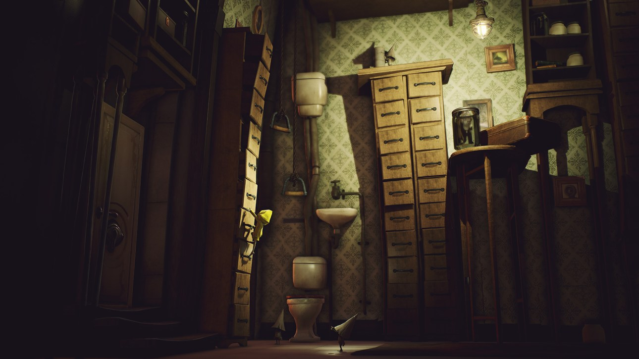 LITTLE NIGHTMARES SECRETS OF THE MAW CHAPTER 3 FULL CRACK