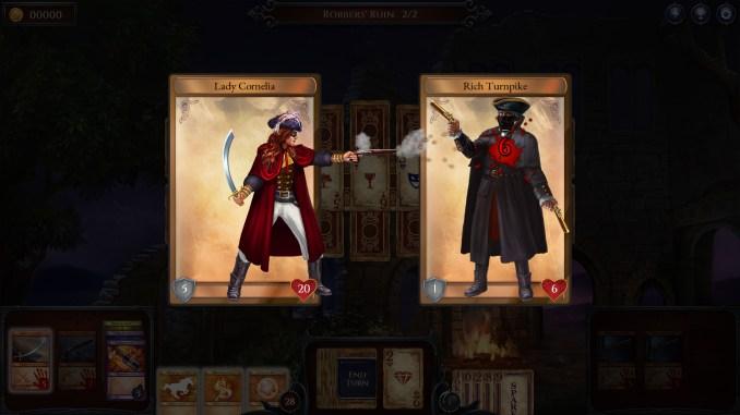 Shadowhand screenshot 1
