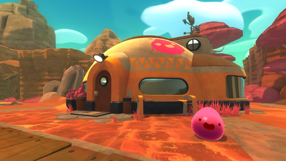 Slime Rancher  PREVIEW