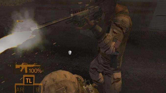 Full Spectrum Warrior screenshot 3