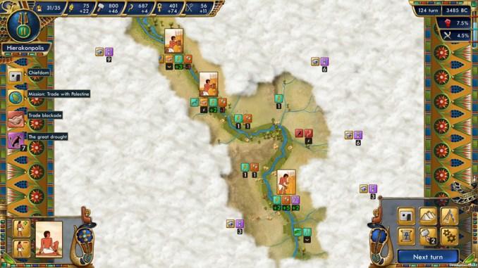 Predynastic Egypt screenshot 1