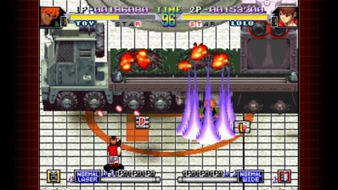 Shock Troopers: 2nd Squad screenshot 1