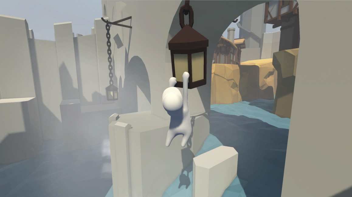 Human: Fall Flat  PREVIEW