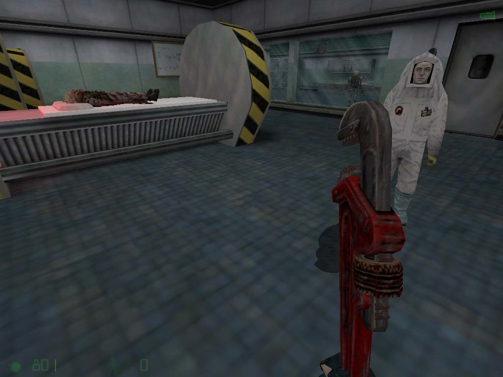 Half-Life: Opposing Force  PREVIEW