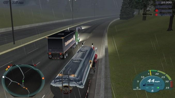 18 Wheels of Steel: Convoy screenshot 1