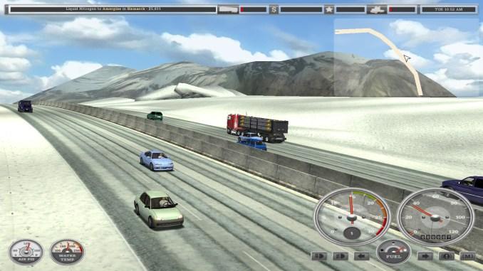 18 Wheels of Steel: Haulin' screenshot 3