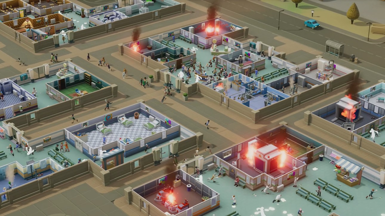 Two Point Hospital A Stitch in Time Free Download