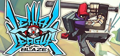 Lethal League Blaze no Steam