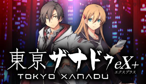 Tokyo Xanadu eX+ på Steam