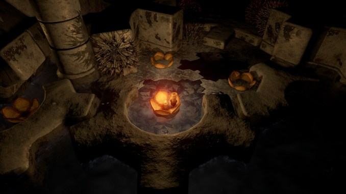 Candleman: The Complete Journey screenshot 2