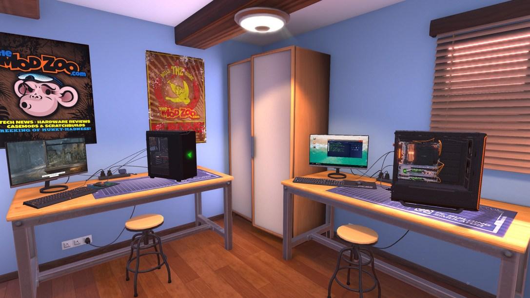 PC Building Simulator  PREVIEW