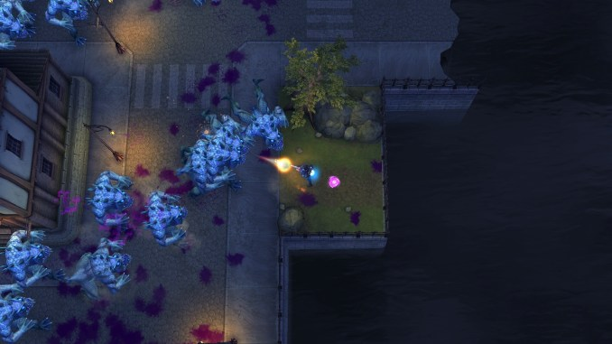 Tesla vs Lovecraft screenshot 3