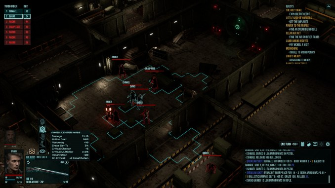 Colony Ship: A Post-Earth Role Playing Game screenshot 3