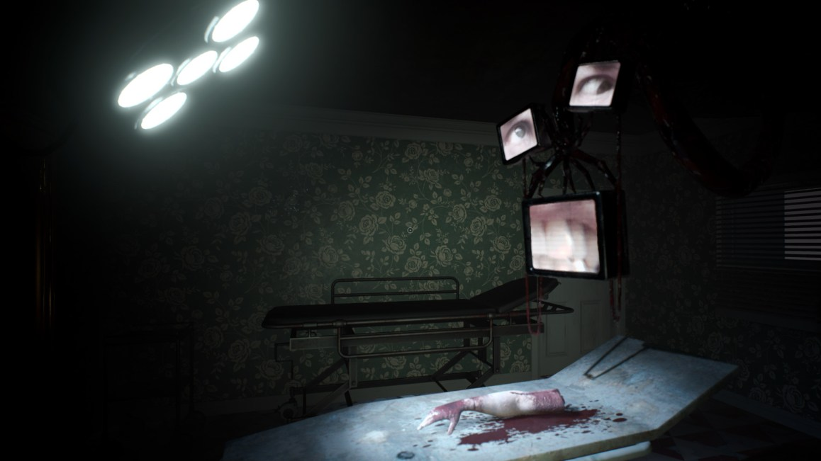 Infliction  PREVIEW