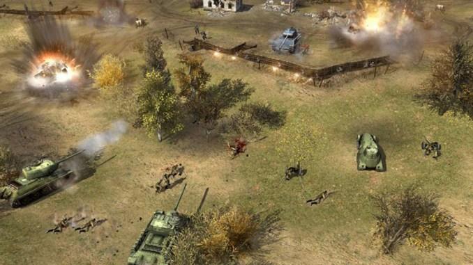 Men of War screenshot 1
