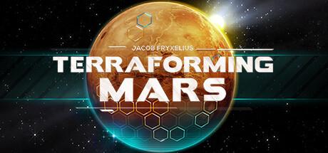 Terraforming Mars - juegos mesa ofertas steam