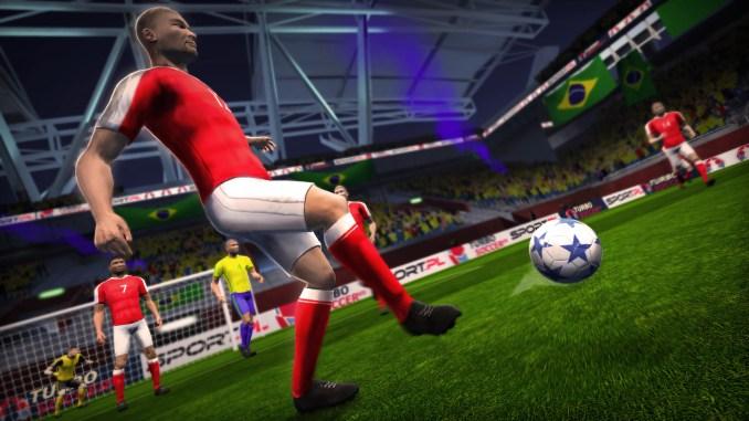 Turbo Soccer VR screenshot 1