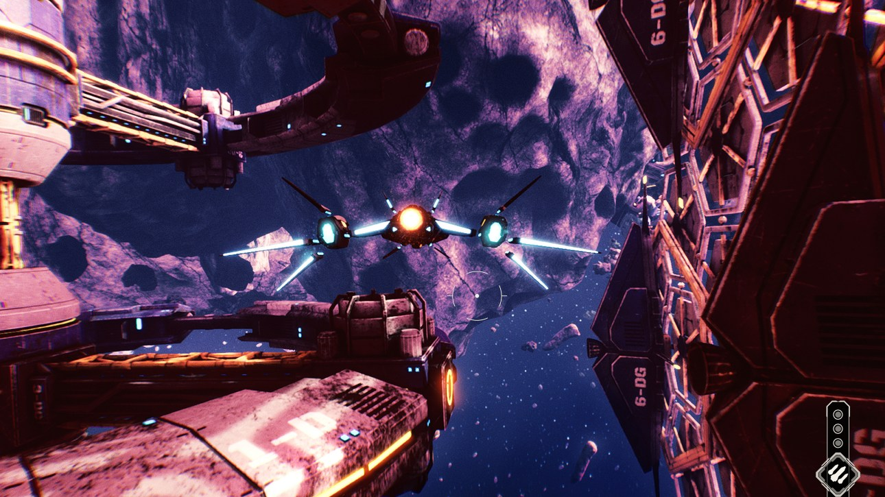 Redout Space Assault Free Download