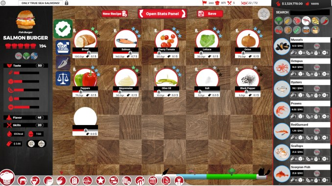 Chef: A Restaurant Tycoon Screenshot 2