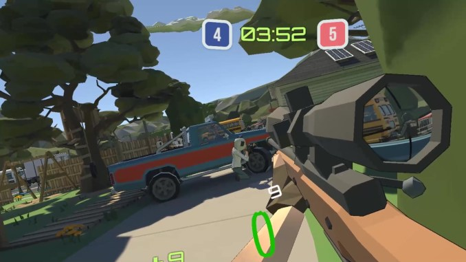 Headshot VR screenshot 2